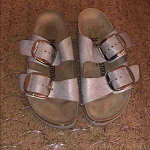 Birkenstock Shoes - Birkenstock Arizona big buckle sandals